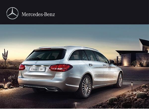 Carraro presenta la nuova Classe C Station Wagon con Mercedes connect me