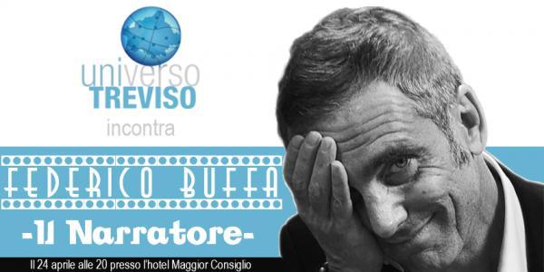UniVerso Treviso incontra Federico Buffa - Il Narratore