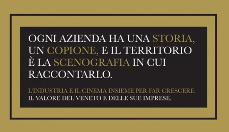 Film Commission - Opportunità per le imprese