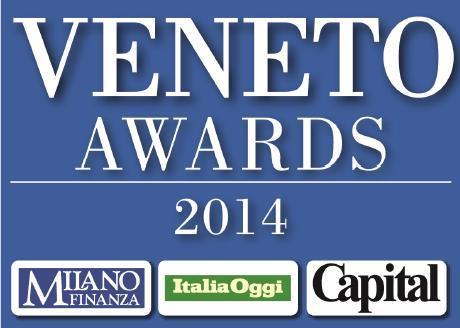 Universo Treviso premiato ai Veneto Awards di Class Editori