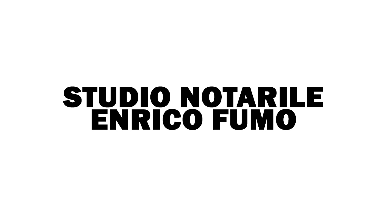 ENRICO FUMO
