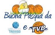 Buona Pasqua da TVB e Universo Treviso