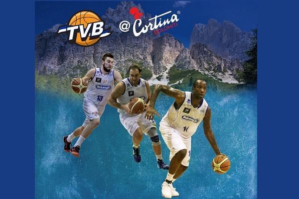 Lo Stadio Olimpico e Cortina ospitano il ritiro di Treviso Basket.