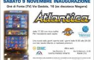 TVB con MarcaGiochi all'inaugurazione di Atlantica - Sabato a Onè di Fonte