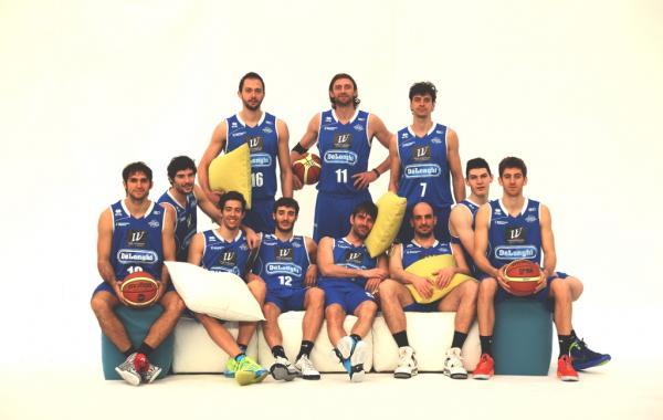 Universo Treviso: i giocatori di TVB