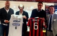 Universo Treviso in visita a Milanello: Milan...TVB!