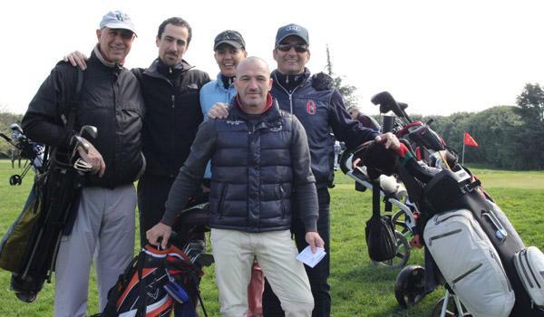 Universo Treviso scende in campo... da golf!!!