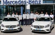 Mercedes Carraro fa... correre TVB