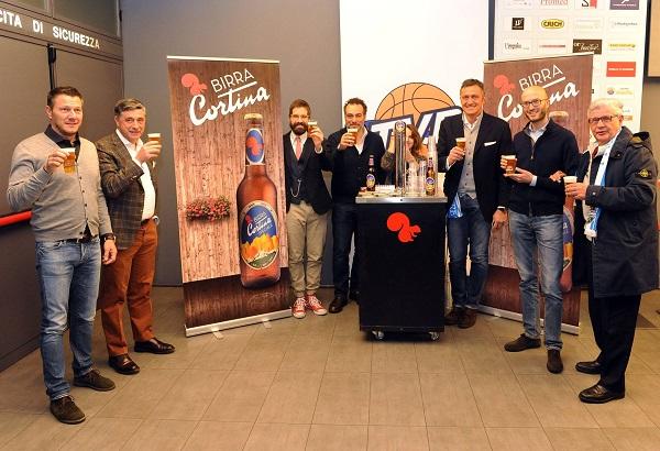 """Birra Cortina. Il """"sistema"""" UniVersoTreviso c'è!"""