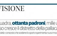 Oggi il Corriere del Veneto parla di noi.