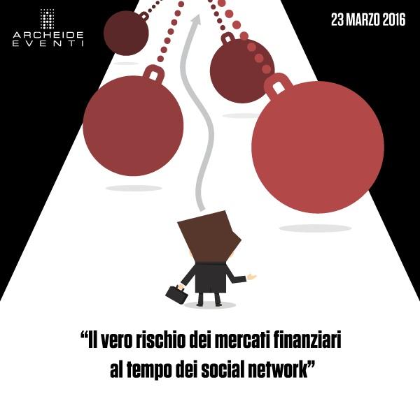 L'invito di ARCHEIDE per una serata dedicata all'INFORMAZIONE FINANZIARIA