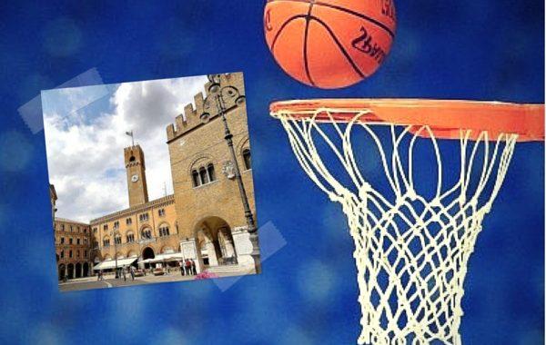 Torna il basket in Piazza dei Signori!