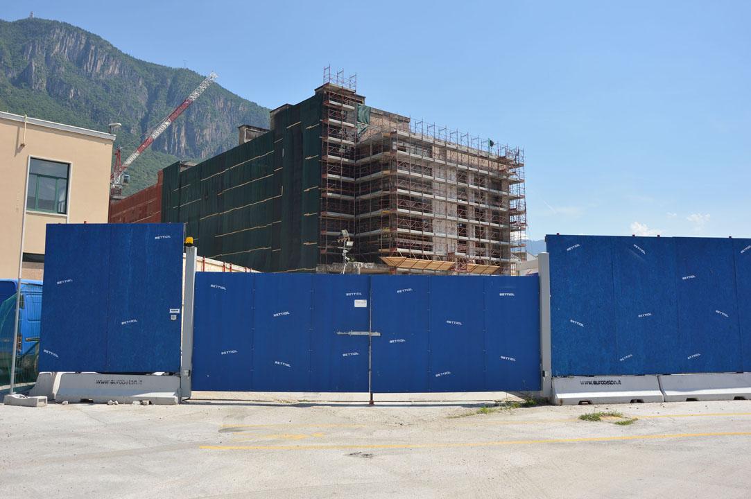 Bettiol Srl è attualmente attiva nel Nuovo Polo Tecnologico di Bolzano (BZ)