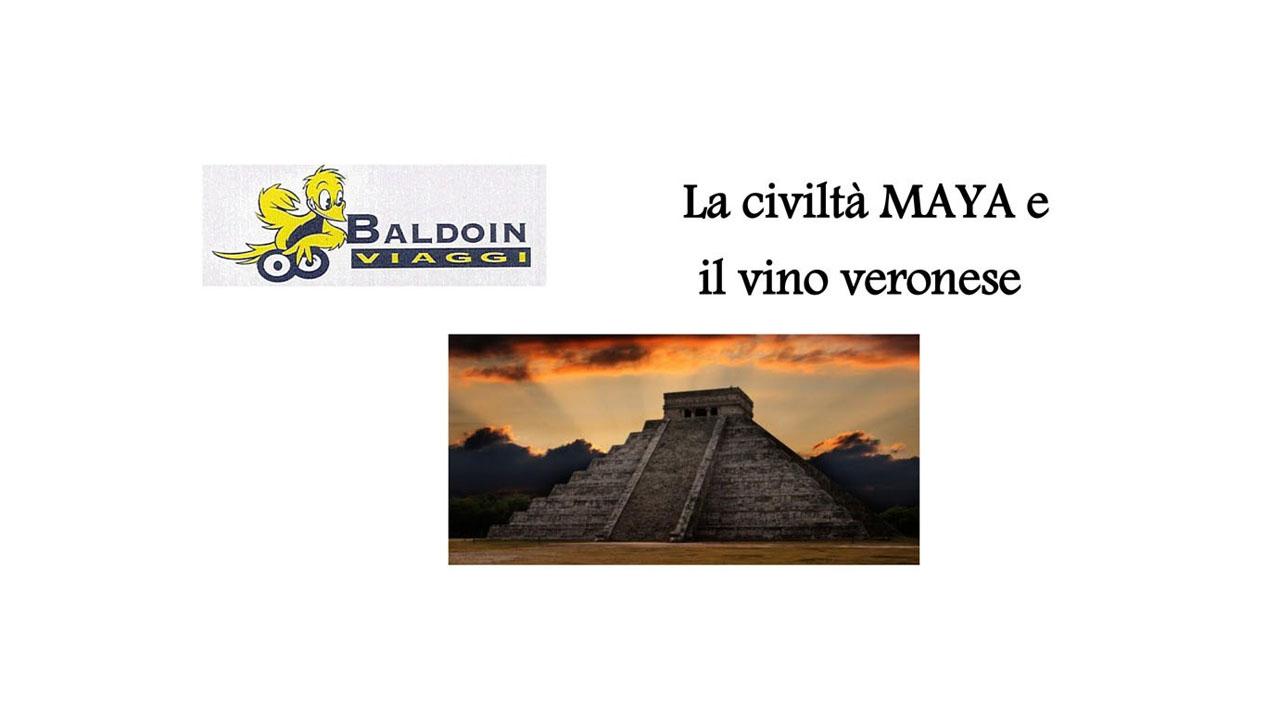 Mostra Maya a Verona con Baldoin