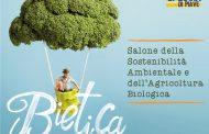 Invito a BI-ETICA, Salone della Sostenibilità Ambientale e dell'Agricoltura Biologica