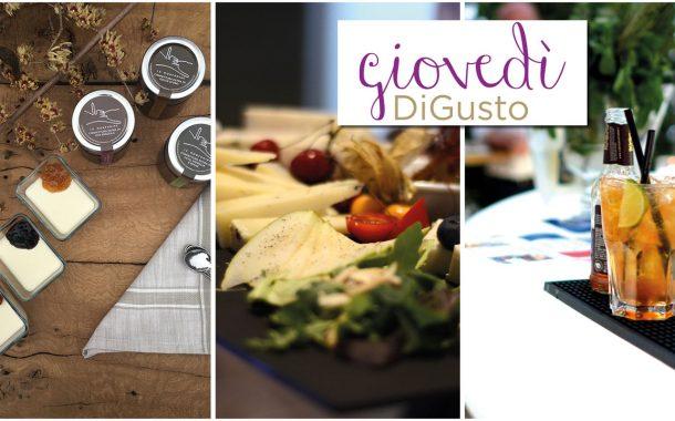 GIOVEDI' DI GUSTO al Gioja Lounge Bar