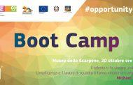 BOOT CAMP con InfiniteArea per cercare talenti
