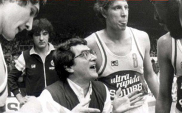 La storia del basket secondo VALERIO BIANCHINI