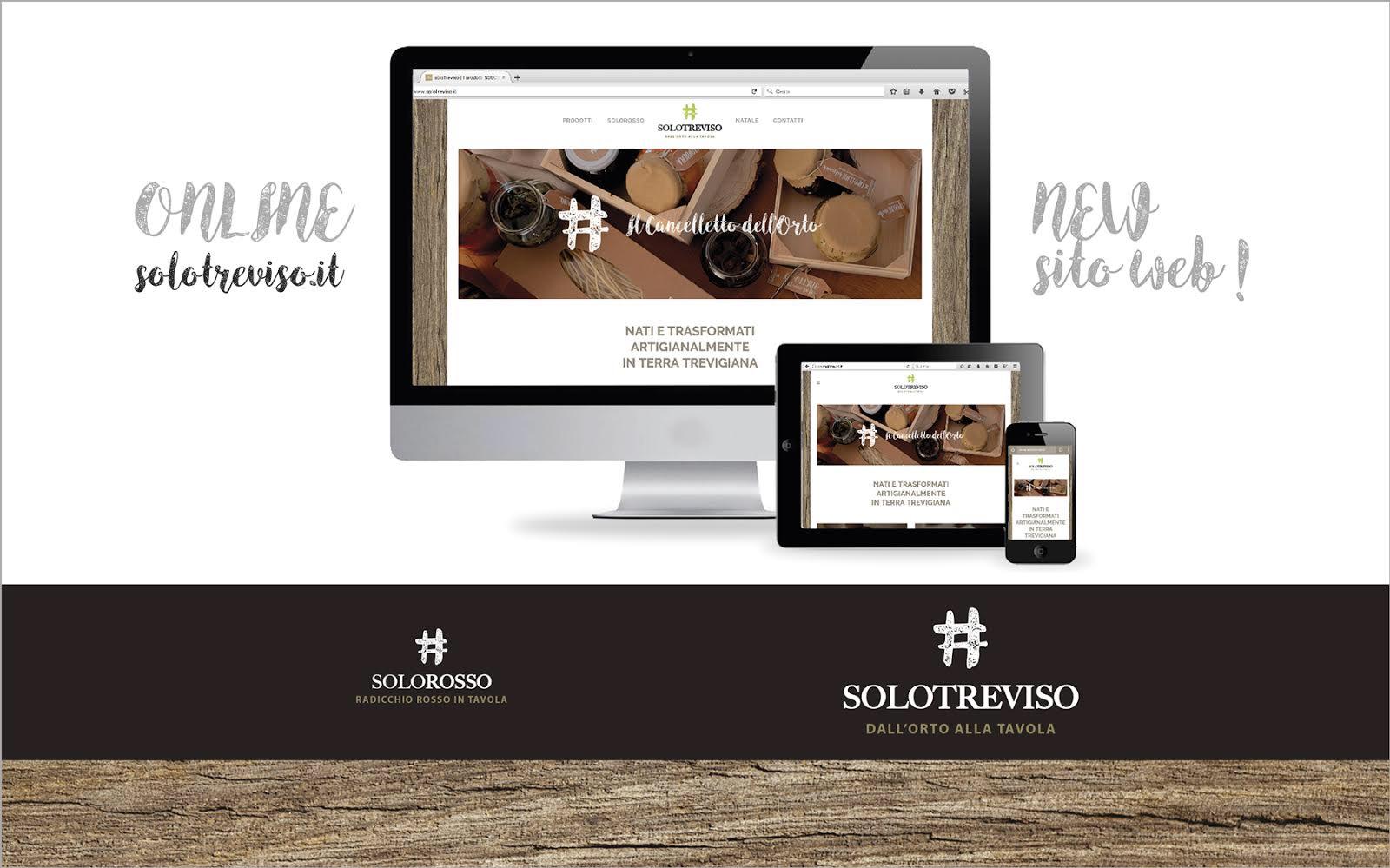 Nuovo sito per SOLO TREVISO