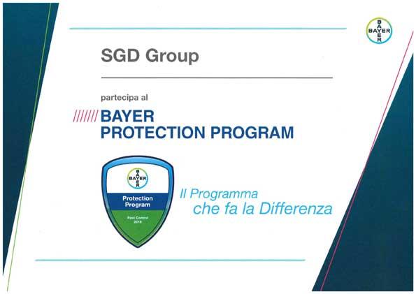 SGD Group, la qualità selezionata da Bayer