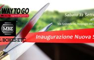 Inaugurazione nuova sede Way To Go / MailBoxes Etc.