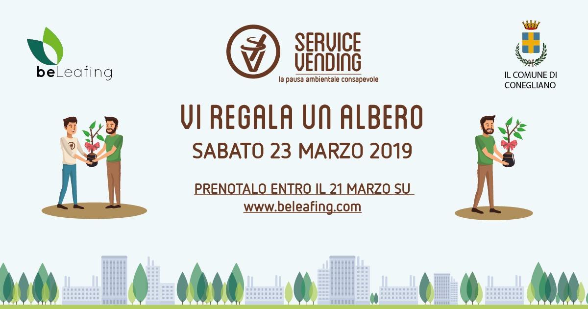 Service Vending per l'ambiente