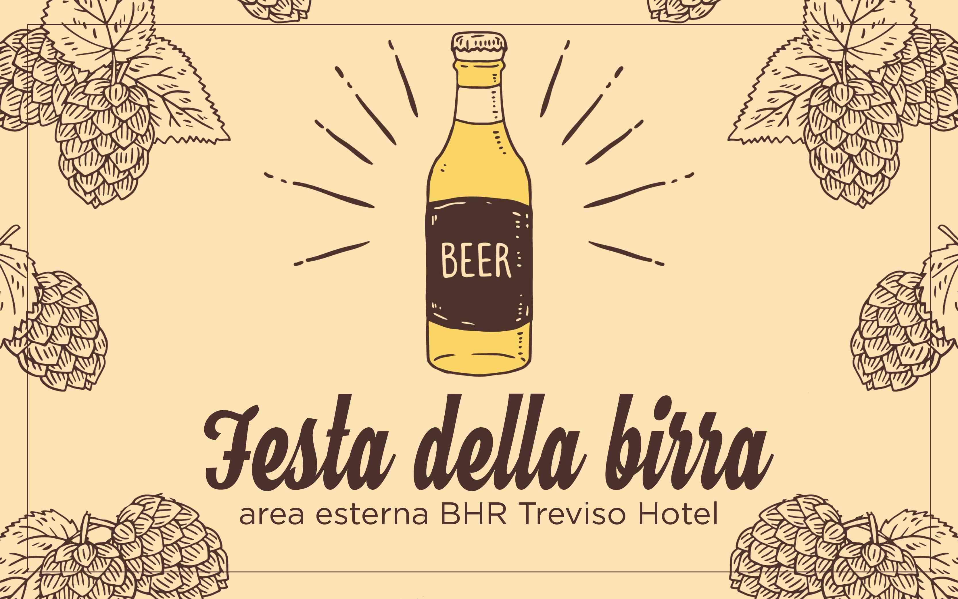 AL BHR TREVISO HOTEL, 3 GIORNI DI FESTA TREVIGIANA