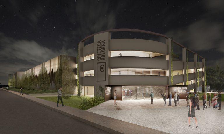 L'impresa Lovisotto Giancarlo firmerà la costruzione dell'archivio della Cineteca di Bologna