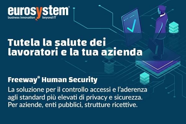 Rendi sicuro il tuo luogo di lavoro con la nuova soluzione firmata Eurosystem!