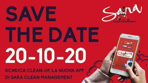 "Nasce ""Clean-up"", l'app per prenotare i servizi del consorziato Sara Clean Management!"