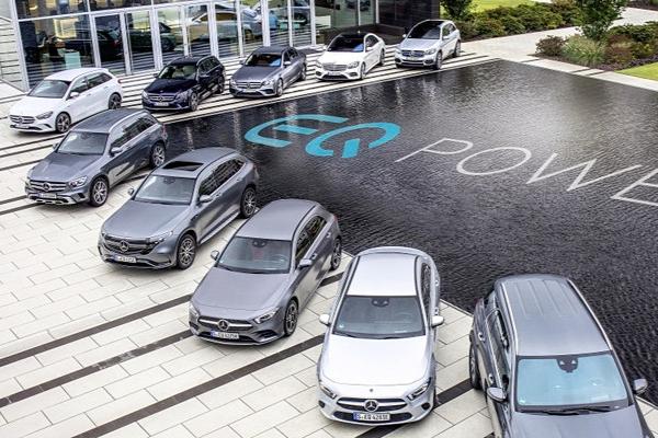 EQ-Power Day: provate la nuova gamma ibrida Plug-In Mercedes-Benz da Carraro Concessionaria!