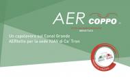 AERcoppo® per Ca' Tron - sede Università IUAV di Venezia